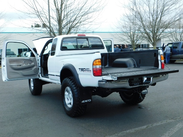 "2004 Toyota Tacoma V6 2dr 4WD Xtracab TRD RR DIF LIFTED 33 ""MUD CANOPY - Photo 15 - Portland, OR 97217"