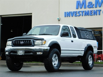 2004 Toyota Tacoma V6 2dr 4WD Xtracab TRD RR DIF LIFTED 33