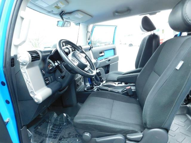 2007 Toyota FJ Cruiser 4X4 V6 40.L / TRD OFF ROAD / Brush Guards/ LIFTED - Photo 14 - Portland, OR 97217