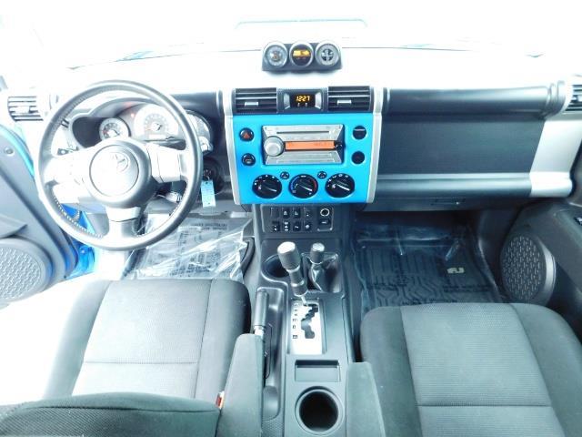 2007 Toyota FJ Cruiser 4X4 V6 40.L / TRD OFF ROAD / Brush Guards/ LIFTED - Photo 19 - Portland, OR 97217
