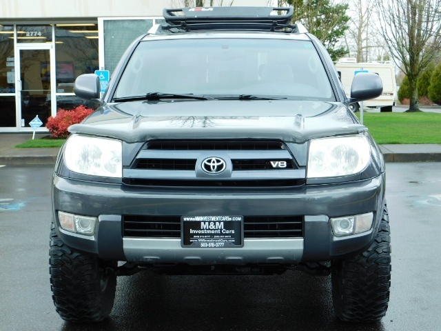 2004 Toyota 4Runner LIMITED / 4X4 / V8 / NAVi / LEATHER / LIFTED !! - Photo 5 - Portland, OR 97217