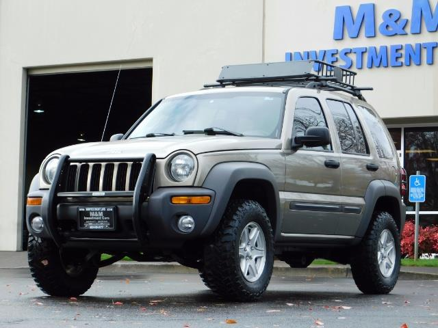 2003 Jeep Liberty Sport Utility 4X4 / V6 3.7L / LIFTED - Photo 39 - Portland, OR 97217