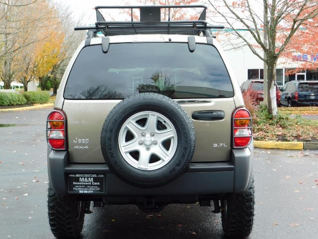 2003 Jeep Liberty Sport Utility 4X4 / V6 3.7L / LIFTED - Photo 6 - Portland, OR 97217