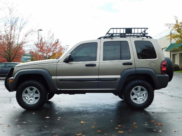 2003 Jeep Liberty Sport Utility 4x4 V6 3 7l Lifted