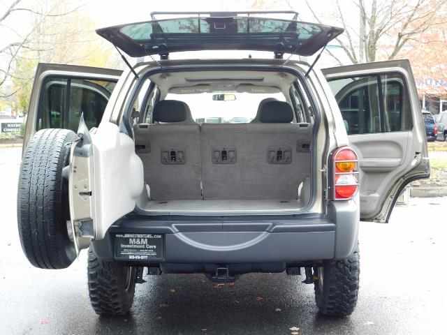 2003 Jeep Liberty Sport Utility 4X4 / V6 3.7L / LIFTED - Photo 35 - Portland, OR 97217