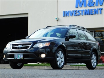 2008 Subaru Outback 2.5i Limited AWD TimingBelt WaterPumpDone NewTires Wagon