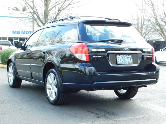 2008 Subaru Outback 2.5i Limited AWD TimingBelt WaterPumpDone NewTires - Photo 6 - Portland, OR 97217