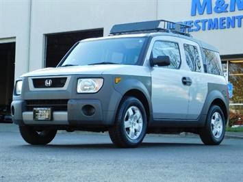 2003 Honda Element EX Sport Utility / AWD / SUN ROOF / JUST SERVICED