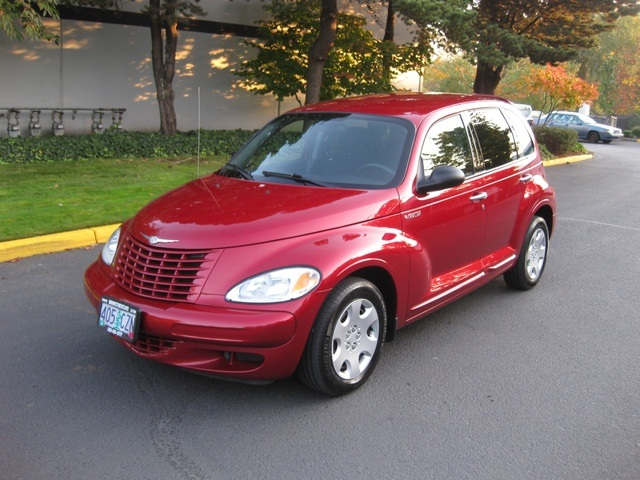 2004 Chrysler Pt Cruiser Sport Wagon 4 Cyl Automatic Low Miles Photo