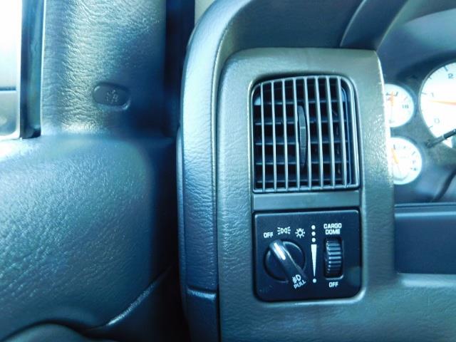 2004 Dodge Ram 2500 SLT 4dr Quad Cab / 4X4 / 5.9L DIESEL High Output - Photo 39 - Portland, OR 97217