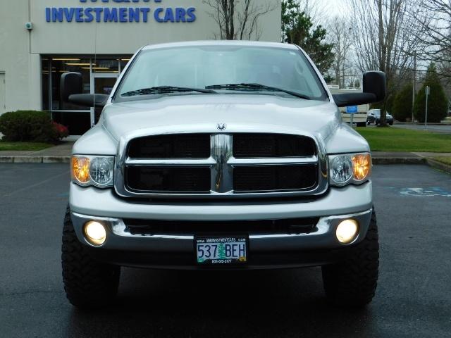 2004 Dodge Ram 2500 SLT 4X4 5.9L Cummins Diesel / LIFTED / 1-OWNER - Photo 5 - Portland, OR 97217