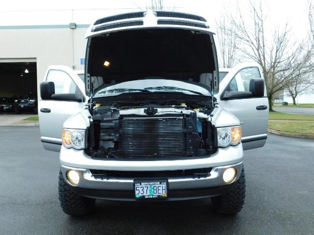 2004 Dodge Ram 2500 SLT 4X4 5.9L Cummins Diesel / LIFTED / 1-OWNER - Photo 35 - Portland, OR 97217