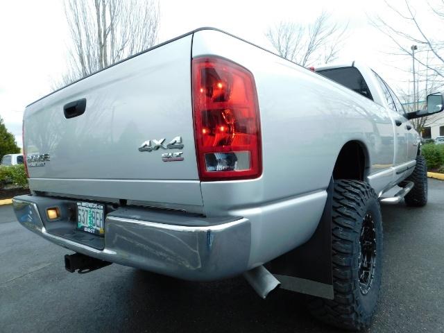 2004 Dodge Ram 2500 SLT 4X4 5.9L Cummins Diesel / LIFTED / 1-OWNER - Photo 12 - Portland, OR 97217