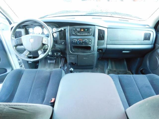 2004 Dodge Ram 2500 SLT 4dr Quad Cab / 4X4 / 5.9L DIESEL High Output - Photo 20 - Portland, OR 97217