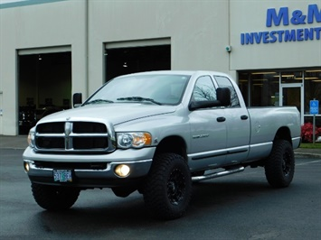2004 Dodge Ram 2500 SLT 4X4 5.9L Cummins Diesel / LIFTED / 1-OWNER Truck