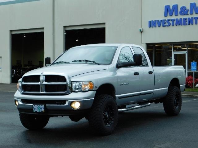 2004 Dodge Ram 2500 SLT 4X4 5.9L Cummins Diesel / LIFTED / 1-OWNER - Photo 1 - Portland, OR 97217