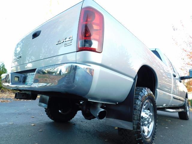 2004 Dodge Ram 2500 SLT 4dr Quad Cab / 4X4 / 5.9L DIESEL High Output - Photo 12 - Portland, OR 97217