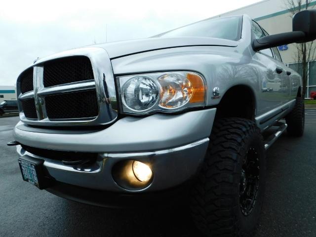 2004 Dodge Ram 2500 SLT 4X4 5.9L Cummins Diesel / LIFTED / 1-OWNER - Photo 9 - Portland, OR 97217