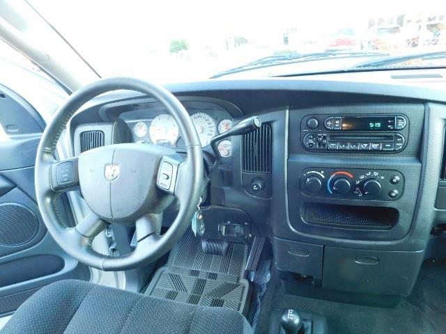 2004 Dodge Ram 2500 SLT 4dr Quad Cab / 4X4 / 5.9L DIESEL High Output - Photo 18 - Portland, OR 97217