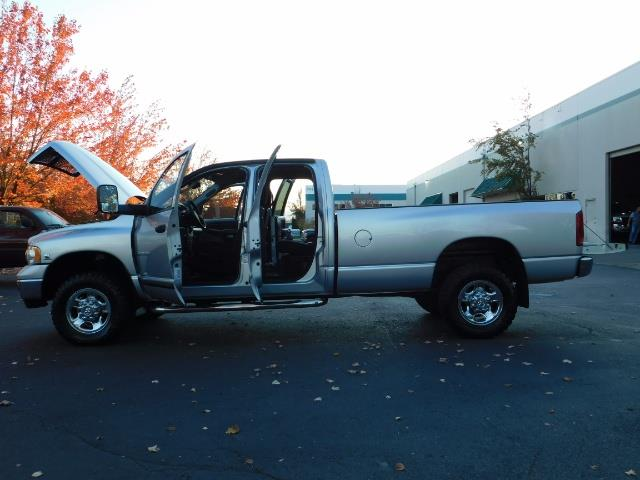 2004 Dodge Ram 2500 SLT 4dr Quad Cab / 4X4 / 5.9L DIESEL High Output - Photo 26 - Portland, OR 97217