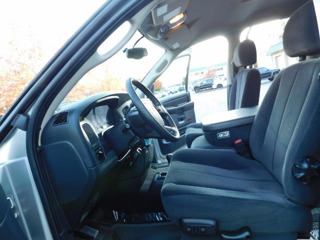 2004 Dodge Ram 2500 SLT 4dr Quad Cab / 4X4 / 5.9L DIESEL High Output - Photo 14 - Portland, OR 97217