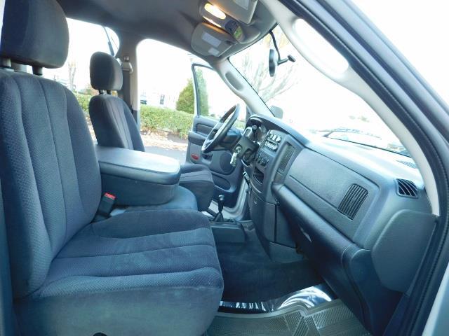 2004 Dodge Ram 2500 SLT 4dr Quad Cab / 4X4 / 5.9L DIESEL High Output - Photo 17 - Portland, OR 97217