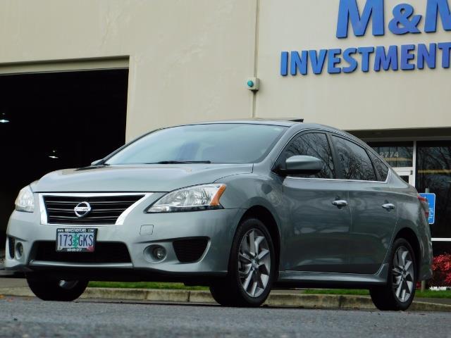 2013 Nissan Sentra SR / Navigation / Backup / Sunroof / 1-OWNER - Photo 44 - Portland, OR 97217