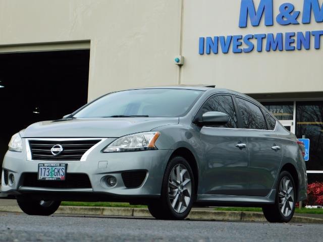 2013 Nissan Sentra SR / Navigation / Backup / Sunroof / 1-OWNER - Photo 43 - Portland, OR 97217