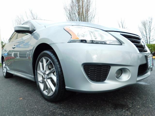 2013 Nissan Sentra SR / Navigation / Backup / Sunroof / 1-OWNER - Photo 10 - Portland, OR 97217
