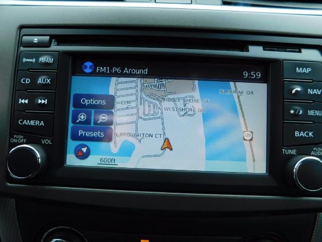 2013 Nissan Sentra SR / Navigation / Backup / Sunroof / 1-OWNER - Photo 36 - Portland, OR 97217