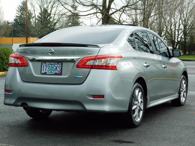 2013 Nissan Sentra SR / Navigation / Backup / Sunroof / 1-OWNER - Photo 8 - Portland, OR 97217