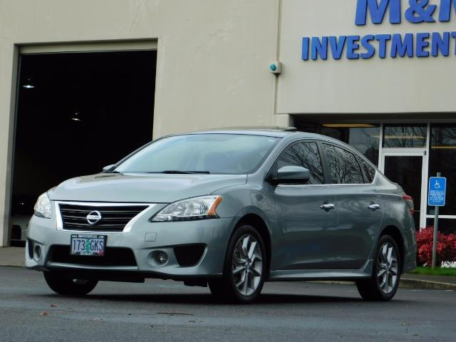 2013 Nissan Sentra SR / Navigation / Backup / Sunroof / 1-OWNER - Photo 48 - Portland, OR 97217