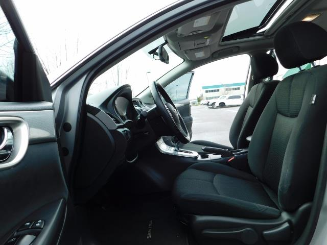 2013 Nissan Sentra SR / Navigation / Backup / Sunroof / 1-OWNER - Photo 14 - Portland, OR 97217