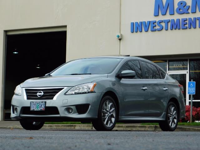 2013 Nissan Sentra SR / Navigation / Backup / Sunroof / 1-OWNER - Photo 45 - Portland, OR 97217