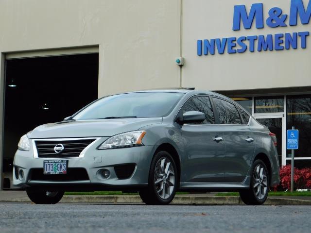 2013 Nissan Sentra SR / Navigation / Backup / Sunroof / 1-OWNER - Photo 46 - Portland, OR 97217