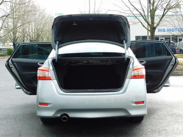2013 Nissan Sentra SR / Navigation / Backup / Sunroof / 1-OWNER - Photo 28 - Portland, OR 97217