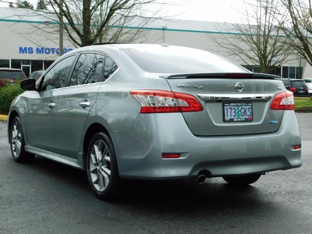 2013 Nissan Sentra SR / Navigation / Backup / Sunroof / 1-OWNER - Photo 7 - Portland, OR 97217
