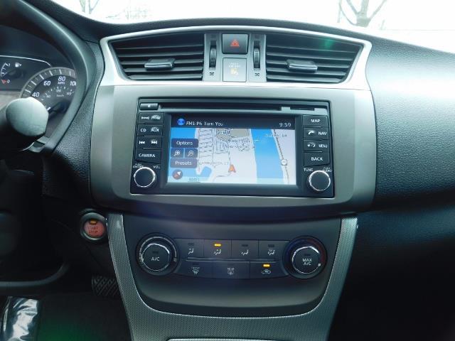 2013 Nissan Sentra SR / Navigation / Backup / Sunroof / 1-OWNER - Photo 20 - Portland, OR 97217