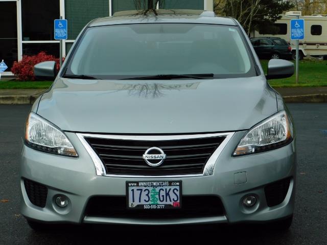 2013 Nissan Sentra SR / Navigation / Backup / Sunroof / 1-OWNER - Photo 5 - Portland, OR 97217