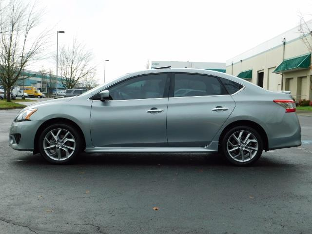 2013 Nissan Sentra SR / Navigation / Backup / Sunroof / 1-OWNER - Photo 3 - Portland, OR 97217
