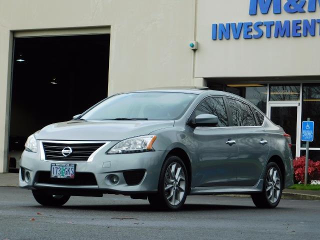 2013 Nissan Sentra SR / Navigation / Backup / Sunroof / 1-OWNER - Photo 47 - Portland, OR 97217