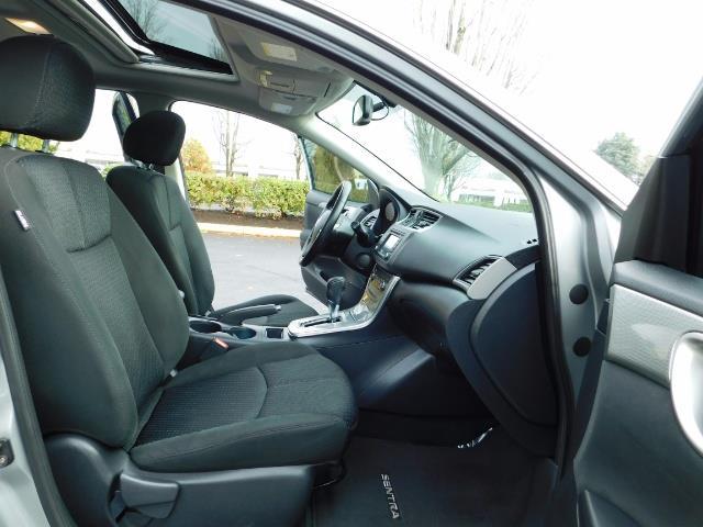 2013 Nissan Sentra SR / Navigation / Backup / Sunroof / 1-OWNER - Photo 17 - Portland, OR 97217