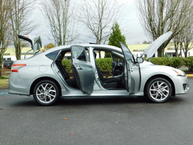 2013 Nissan Sentra SR / Navigation / Backup / Sunroof / 1-OWNER - Photo 31 - Portland, OR 97217