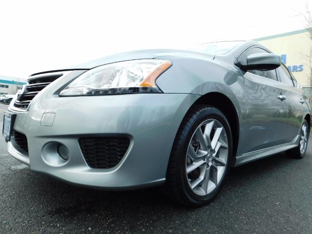 2013 Nissan Sentra SR / Navigation / Backup / Sunroof / 1-OWNER - Photo 9 - Portland, OR 97217