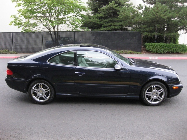 2002 Mercedes Benz Clk320 Coupe Sport Edition Photo 5 Portland