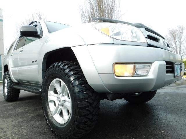 2003 Toyota 4Runner SR5 V6 4.0L / 4X4 / DIFF LOCK / LIFTED !! - Photo 10 - Portland, OR 97217