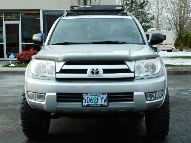 2003 Toyota 4Runner SR5 V6 4.0L / 4X4 / DIFF LOCK / LIFTED !! - Photo 5 - Portland, OR 97217