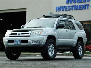 2003 Toyota 4Runner SR5 V6 4.0L / 4X4 / DIFF LOCK / LIFTED !! SUV