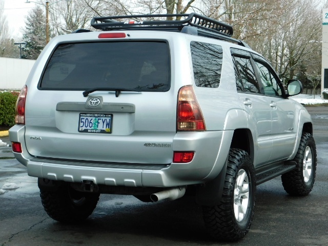 2003 Toyota 4Runner SR5 V6 4.0L / 4X4 / DIFF LOCK / LIFTED !! - Photo 8 - Portland, OR 97217