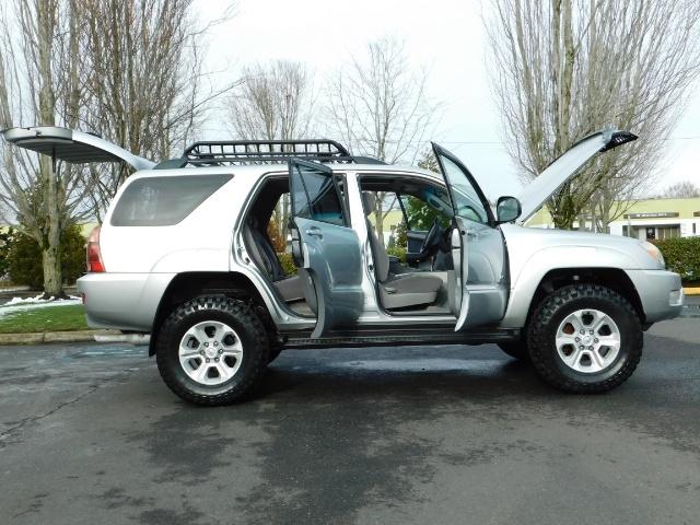 2003 Toyota 4Runner SR5 V6 4.0L / 4X4 / DIFF LOCK / LIFTED !! - Photo 23 - Portland, OR 97217